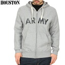 development of fs3gmHOUSTON Houston WIP monopoly sale U.S.ARMY military sweat parka GREY popular sweatshirts series awaited in the WIP monopoly model