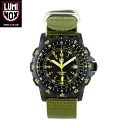 It is a high point man model LUMINOX Luminox 8825. KM RECON POINTMAN tachymeter. Authentic models military color taste