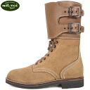 MiL-TEC ミルテック US Army WW2 M-43 2 バックルコン combat boots and adopted by the U.S. Army in 1943, 2 バックルコンバットブーツ reprint said though fairly high-quality reproduction