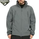 CONDOR 콘도 르 602 SUMMIT 전술 소프트 쉘 재킷 FOLIAGE フォリッジ 경량 ・ 투 습 · 방수 폴 리 에스테 르 100% 소재