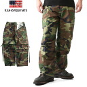 Cargo pants long-selling product of the brand new US Army M-65 フィールドカーゴ pants woodland road