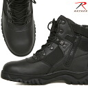 Use ROTHCO Rothko 5190 WATERPROOF TACTICAL SIDE ZIPPER boots-lightweight, waterproof タクティカルサイド zipper boots liner waterproof moisture Miss ウイッキング liner and comfort