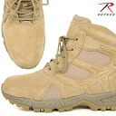 """fs3gmROTHCO Rosco 5368 DESERT TAN 6 """"less stuffiness wore high boots long's latest design easy to slip until the DEPLOYMENT boots concrete and asphalt activities, comfortable"""