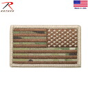 Can be attached to the product with a Velcro Panel ROTHCO Rosco U.S.FLAG PATCH MULTICAM REVERSE ( emblem ) CAP, bag, jacket