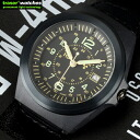 TRASER tracer TYPE3 Pilot Black P5900.516.K3.11 2 year manufacturer warranty with dial, model with khaki color trend in long hand and second hand