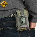 Removable on smooth one-handed MAGFORCE magforce MF-0112 Cellphone Pouch TanFGW