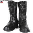 In early type used when real brand new US Army 5 buckle rubber over boots military rain suit worn over boots now available is quite