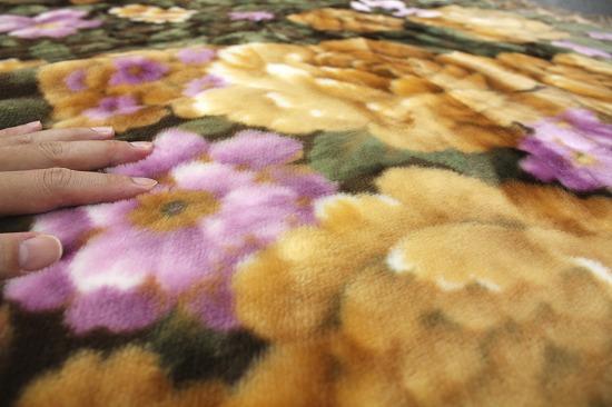 西川毛布シングル