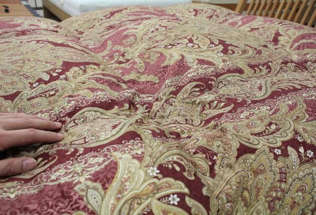 羽毛布団プレミアムゴールド