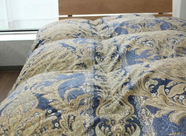 羽毛布団プレミアムゴールドラベル