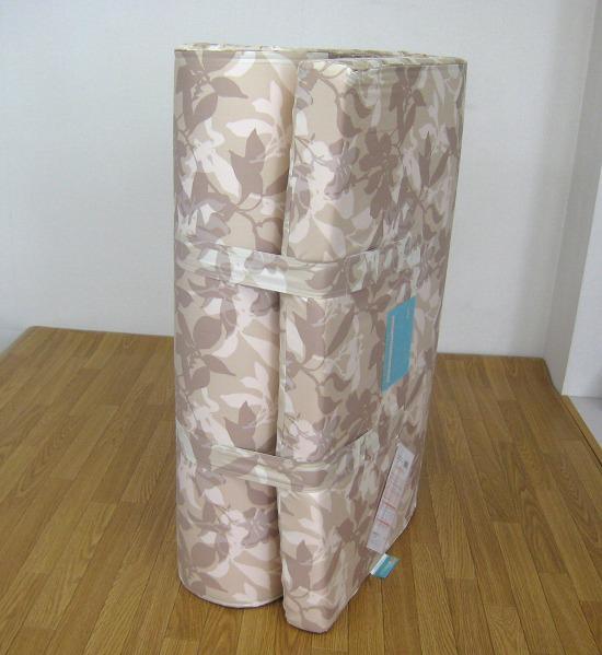 西川健圧敷き布団