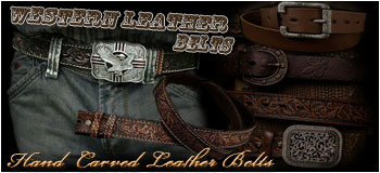 Leather Belt/�쥶���٥��