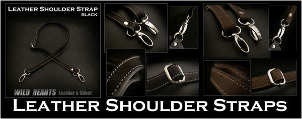 Leather,Shoulder,Strap,�쥶��.��������.���ȥ�å�