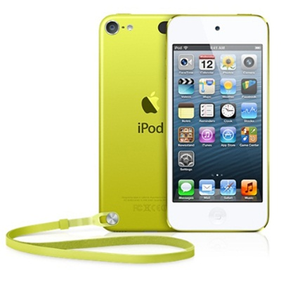 iPod touch【第5世代】32GB(イエロー)MD714J/A