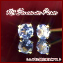 Total 3000 pairs surpassed! K18 natural tanzanite earrings ★ simultaneously 3 each order with delivery!
