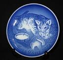ビングオーグレンダール Mothers D plate 1971 (cat)