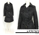 Trench coat ☆ フィグノ -1 coin ☆ [fs04gm] of 50% of sale OFF ★ down for winter