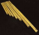 Bamboo over tone flute 7-piece set
