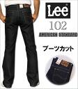 Basic bootcut 102 jeans / history series! Lee / Lee /AmericanStandard / American standard / 01020 _ 00