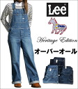 Overalls / authentic designs that can be worn longer ♪ MissLee / ミスリー Heritage Edition / ヘリテージエディション / LL0255 _ 304 _ 346 _ 356 fs3gm