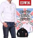 (London slim) LONDON SLIM Twill Jacket G Jean-ultimate skinny silhouette! EDWIN / Edwin / Edwin / 46289 _ 218 _ 201 fs04gm