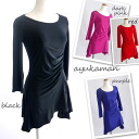 Can feel the style beauty line チュニックワンピ ★ dance costumes ★ formal ★ dance tops ★ ballroom dance dress ★ competition dance ★ ballroom dance costume ★ modern outfits ★ stage costumes