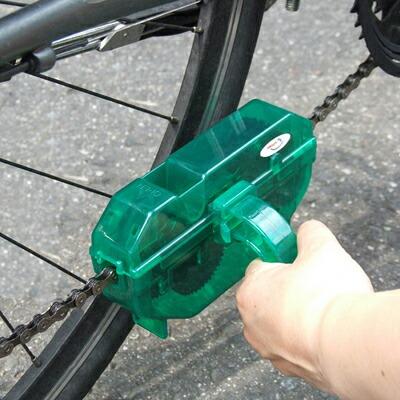 自転車チェーンメンテナンスの ...