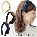 アシンメトリーリボンカチューシャ / wedding / party / party head axe fascinators / hair accessories HK-90fs3gm