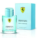 40 ml of FERRARI Ferrari light extract EDT eau de toilette perfume for spray