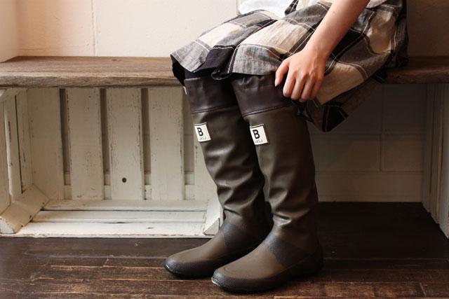 Japan Society Wild Bird Boots