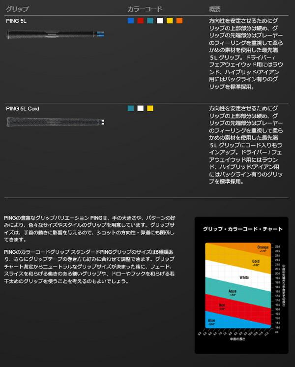 【2016年継続品  即納 送料無料 】 ピンゴルフ G-MAX メンズ アイアン 標準カーボンシャフトモデル 単品販売 [ PING GMAX]