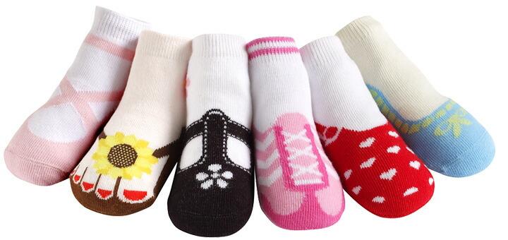 出産祝い, 女の子, ベビーソックス, 赤ちゃん靴下