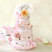 ラルフローレンおむつケーキ
