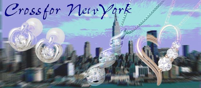 Crossfor New York(クロスフォーニューヨーク) シルバーアクセサリー