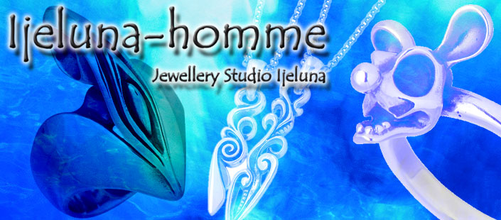 ijeluna-homme(アイジェルナ オム) シルバーアクセサリー