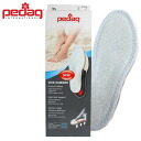 In a review to one point! A special price sale mail order deep-discount Pedag pedaq ペダックペダッグコンフォートインソール insole いんそーる insole moisture absorption deodorization real leather (pig) ソフトラティックスフォーム Art183 regular article!