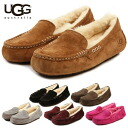 It is a special price sale deep-discount UGG モカシンアンスレー ANSLEY Moccasin Lady's moccasins shoes boots agua stone mail order / regular article size color exchange perfection free of charge
