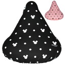 Wear; a special price sale deep-discount saddle cover saddle cap bicycle CAP pretty fashion mail order / regular article the next reviewing it to two points!for Linda Linda Linda Linda saddle cover bicycle cap bicycle disney Disney ミッキーミニー bicycles