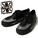 2 Points at the same time buy, target TUK ティーユーケー #A7860 Creeper Sneaker