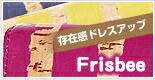 Frisbee フリスビー