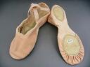 Chacott cutaneous split ballet shoes 22.0 cm ~ 26... 0cm5P13oct13_b