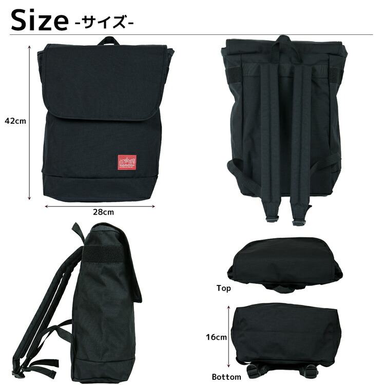 Manhattan Portage_���å�_�Хå��ѥå�_Gramercy Backpack_����ޥ����Хå��ѥå�_MP1218/������