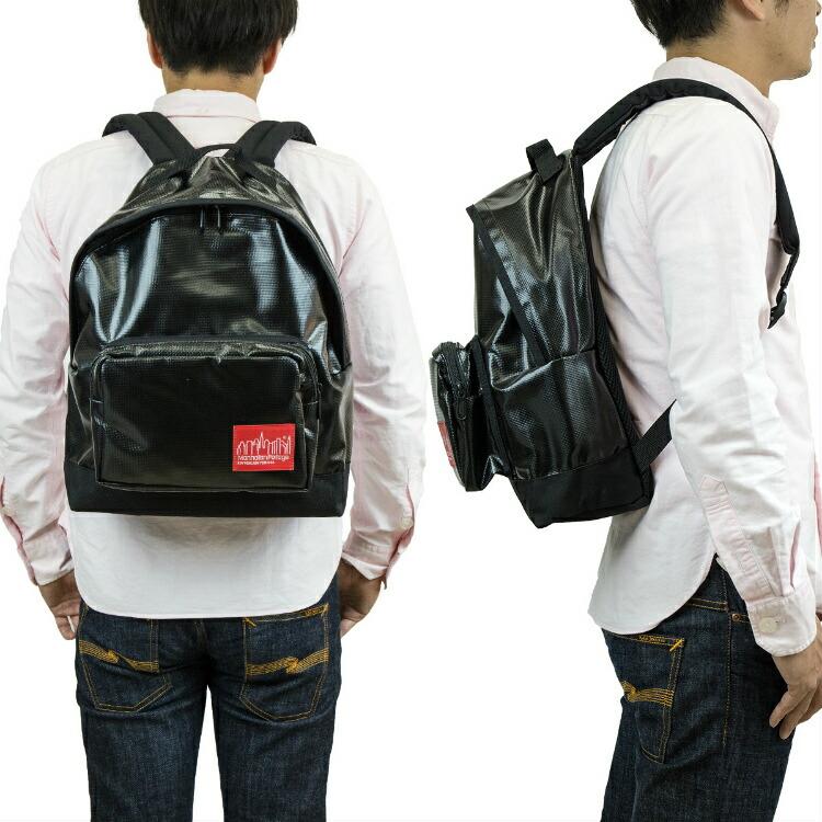 ManhattanPortage/�ޥ�ϥå���ݡ��ơ���/PVC_Big_Apple_Backpack/���å�/�ӥå����åץ�_�Хå��ѥå�/MP1210VL2/����