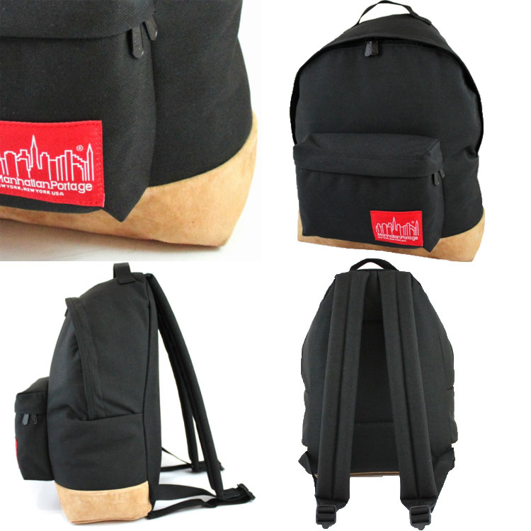 ManhattanPortage/�ޥ�ϥå���ݡ��ơ���/�Хå��ѥå�/���å�/Big Aplle Backpack/�ӥå����åץ�/��������/���ܸ���/MP1209SD12/�ܺ�