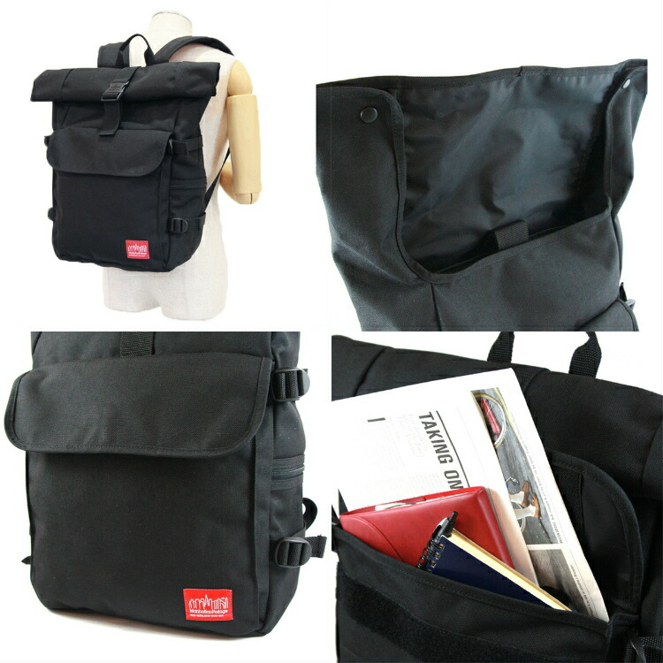 Manhattan Portage_リュック_バックパック_Silvercup Backpack_シルバーカップバックパック_MP1236/詳細