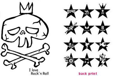 骷髅标志的品牌; 摇滚手势图片大全_摇滚手势图片下载; 爱摇滚(骷髅爱