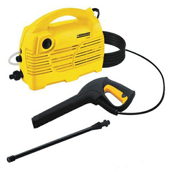 【訳アリ】ケルヒャー 高圧洗浄機 K2010 1601-520 (KARCHER)(K2.010) 【洗車 家庭用 業務用 清掃 掃除 電動工具】