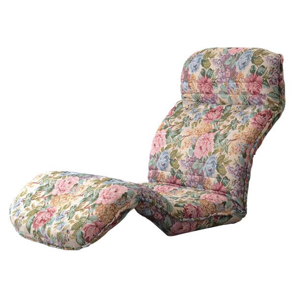 脚上げストレッチ座椅子