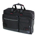 Business bag men's carry bag shoulder bag travel suit A3 notes PC for theft prevention safety bag bag adults try expensive case Black 10P24Feb14