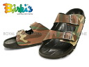 The Haitian sandals camouflage camouflage ぺたんこ Sandy chin casual shoes that time-limited BIRKIS building key shoes men sandals belt 付履 is easy to come